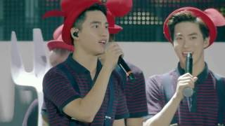 [EXO'luXion in Tokyo Dome] EXO-Peter Pan