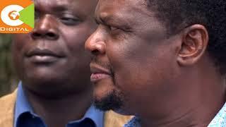 Mbunge wa Sirisia John Waluke ameirai jamii ya waluhya kutokubali kudanganya