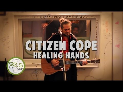 Citizen Cope performs