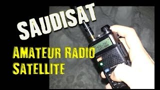 Amateur Radio Satellite SO-50 with Baofeng UV-5R