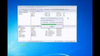 ultra ISO / Извлечь, изъять файлы образа на компьютер