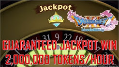 DRAGON QUEST XI - Guaranteed Roullete JACKPOT Trick - 2 Million Tokens per Hour