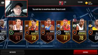 LINSANITY IS HERE!! MASSIVE THROWBACK PACK OPENING | NBA LIVE MOBILE