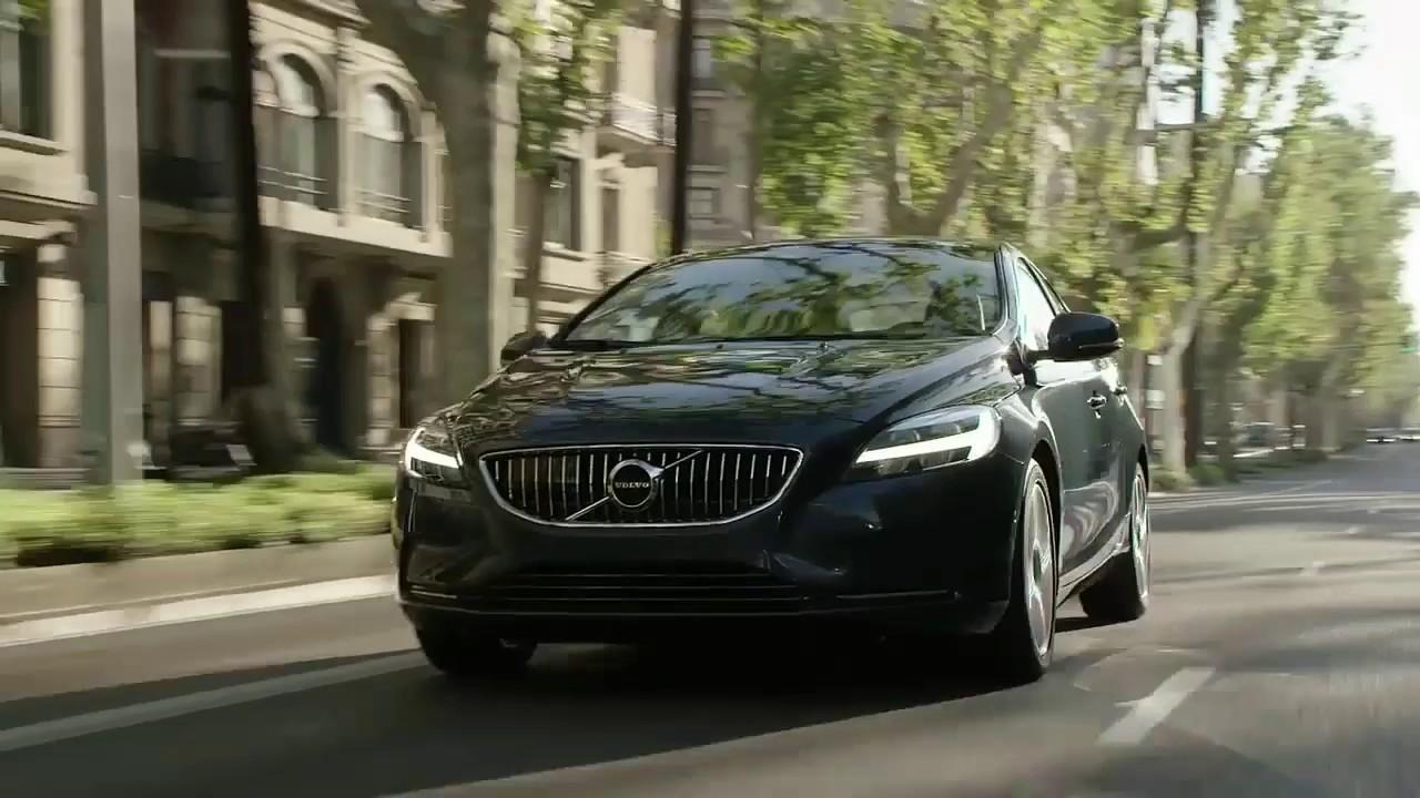 עדכון מעודכן New Volvo V40 2017 - YouTube ZV-96