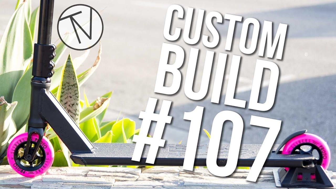 Custom Pro Scooter Builder – Desenhos Para Colorir