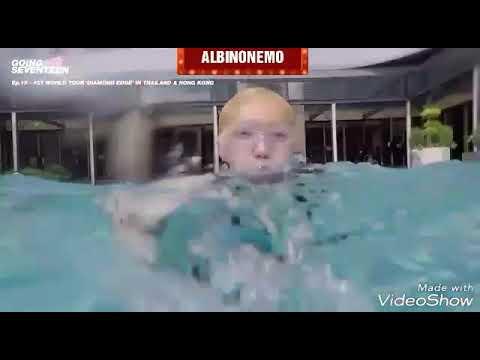 세븐틴 Seventeen Going Eps 15 Swimming Cut