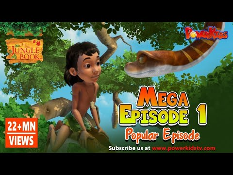 The Jungle Book Cartoon Show Mega Episode...