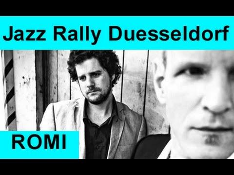 Jazz Rally 2016 Duesseldorf - Musik Düsseldorf - ROMI - Roman Babik- Mickey Neher - KIT Cafe
