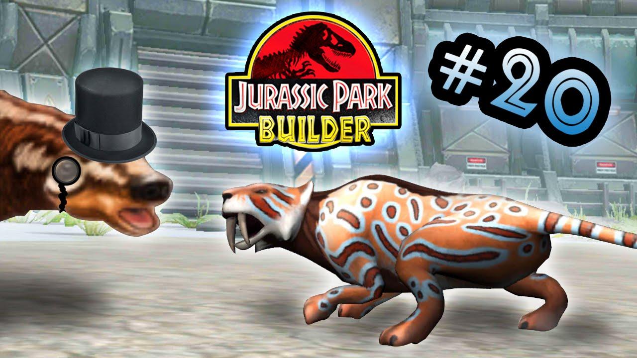 Jurassic Park Builder GLACIER Tournament Part 20 BestInSloth HD