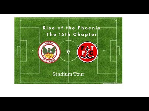 Rise of the Phoenix Chapter 15 | Stadium Tour | Football Manager 2017