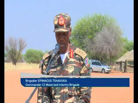 800 soldiers undergo training for peace support operations within SADC - NBC