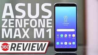 Asus ZenFone Max M1 Review | Budget Game Changer?
