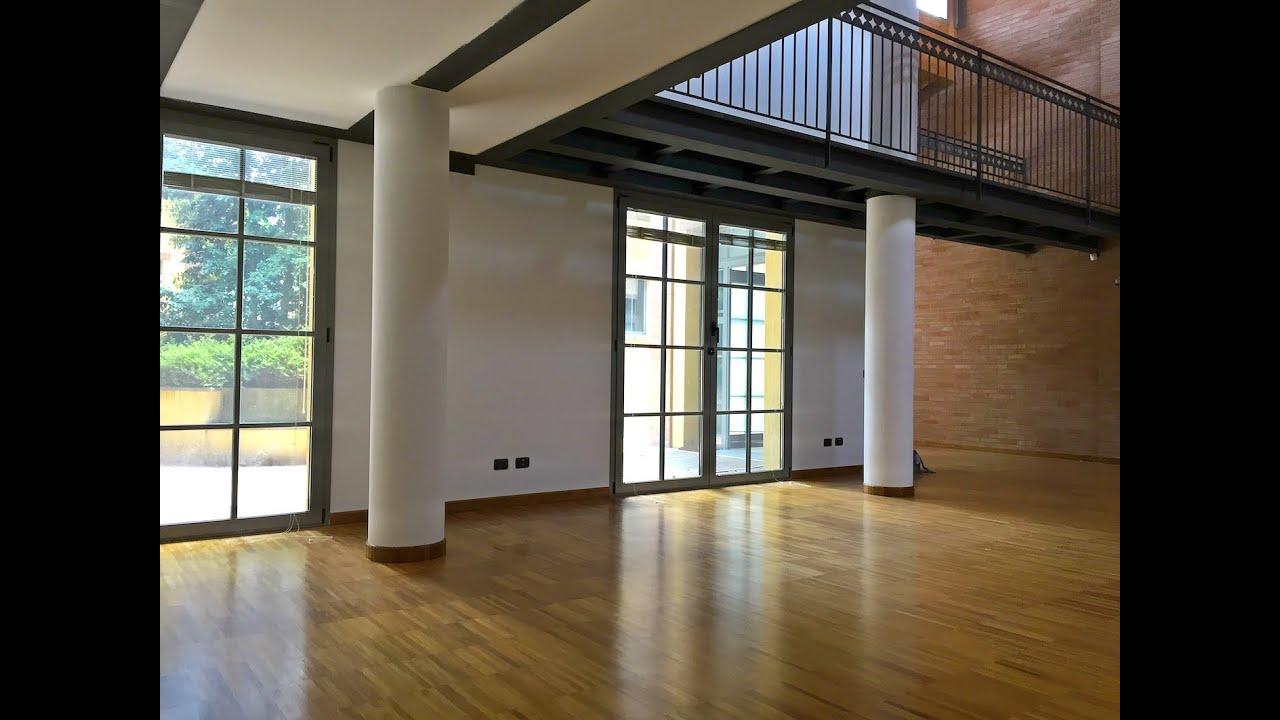 Open Space Ufficio Milano : Affitto milano lodi splendido loft in via ampola youtube