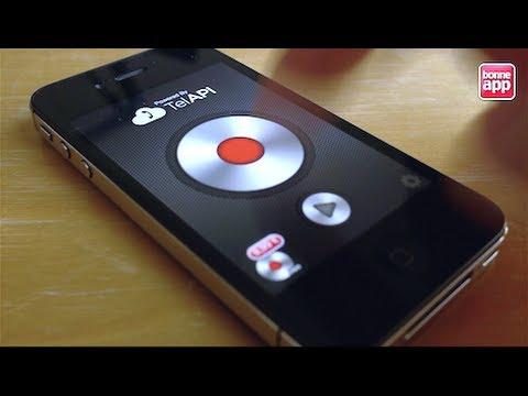 enregistrer ses conversations t l phoniques sur son smartphone avec tapeacall youtube. Black Bedroom Furniture Sets. Home Design Ideas