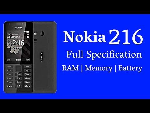 Nokia 216 Price and Specifications in Hindi | Nokia 216 Full Details