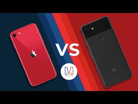 iPhone SE vs Pixel 3a: Ultimate Value Phone Battle!
