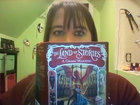 The Land Of Stories A Grimm Warning By Chris Colfer Chapter 23