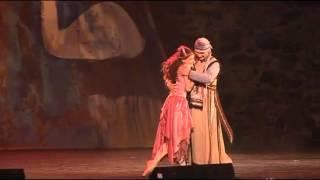 Этнобалет в Савонлинне(Запись премьеры балета