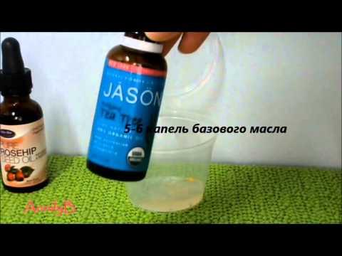 Питательная маска для лица (c медом, оливковым маслом и желтком) | За 60 секунд