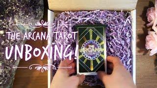 The Arcana Tarot Unboxing!