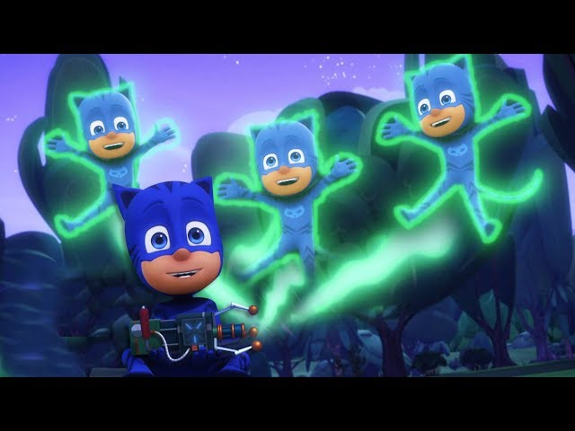 Pj Masks Full Episodes | Funny Moments - Catboy - #PJMasks - Cartoons for Kids