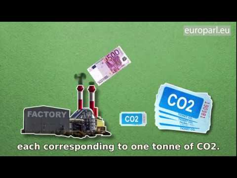The EU reforms its carbon trading system - YouTube