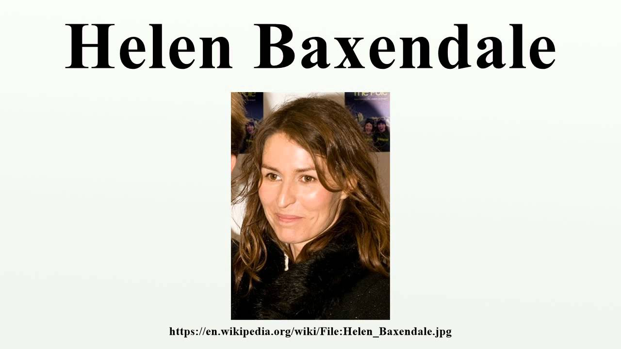 photo Helen Baxendale (born 1970)