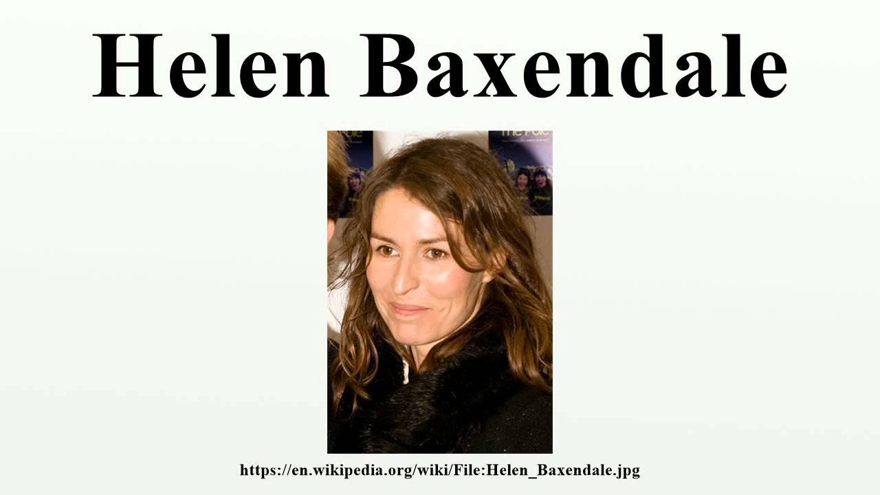 foto Helen Baxendale (born 1970)