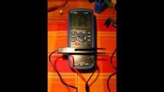 CEM DT-9935 lcr meter calibration fail (using original SMD tweezer)