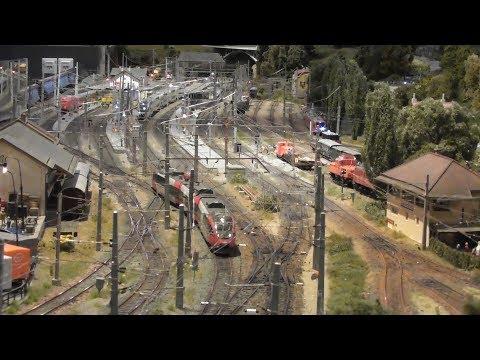 1. Salzburger Modelleisenbahn
