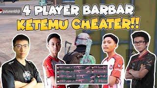 Gambar cover KETIKA TIM BTR ZUXXY, BTR RYZEN, BENNYMOZA, EJGAMING KETEMU CHEATER EDANN!!- PUBG Mobile Indonesia