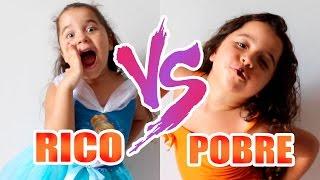 RICO VS POBRE - SARAH DE ARAÚJO