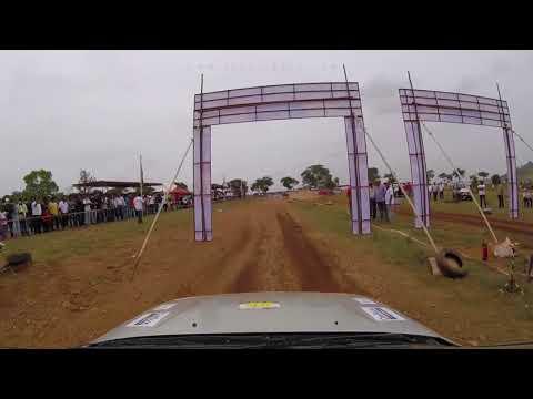 Mysore Gravel Fest 2017 - Durgesh's run(Maruthi Esteem VS VW Polo)