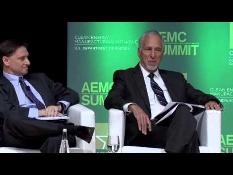 2014 AEMC Summit Panel: the Role of Regional Resources in Turning the Tide for Manufacturing