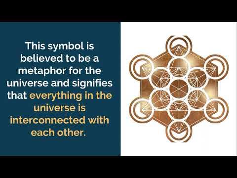 Metatron's Cube, Meaning, Symbolism and Origins
