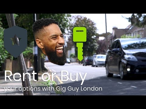 Rent or Own? Your Options With Gig Guy London 🔑