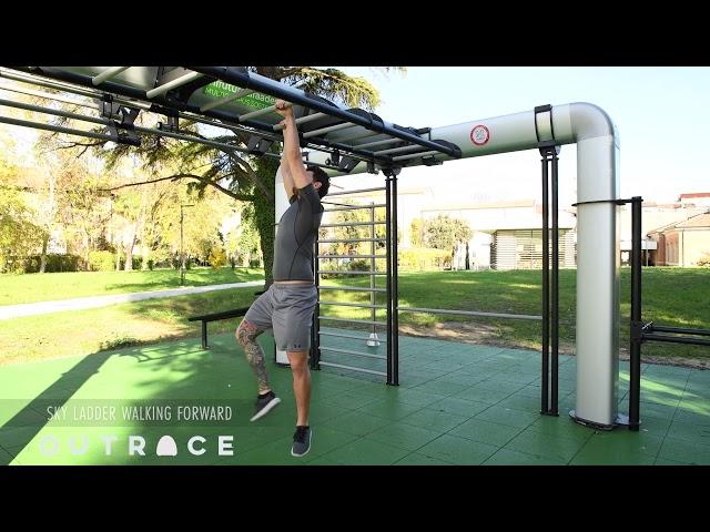 Side Sky Gym Ladder Outdoor