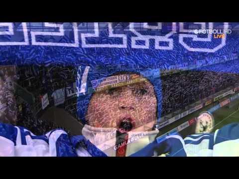 Mäktig sång ifrån IFK Göteborg-fansen - TV4 Sport