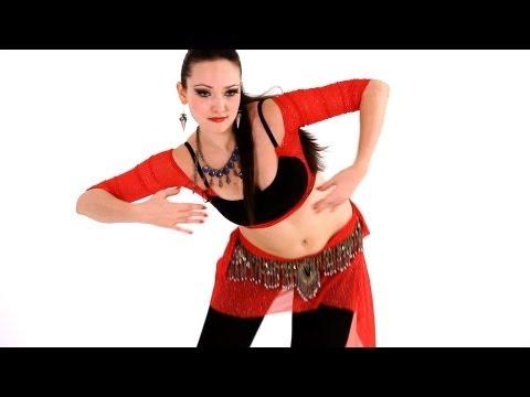 How to Do Shoulder Circles & Hip Slides | Belly Dance