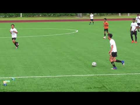 #AJYCSS Anderson Junior College vs Yuan Ching Secondary School, Friendly Match, 30 July 2018