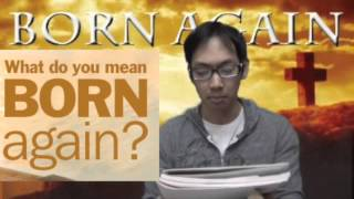 7 Signs you are Born Again Christian
