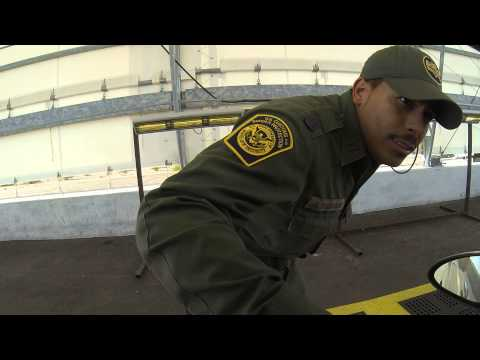 Is that your Boy? DHS Checkpoint, U.S. Border Patrol Questioning