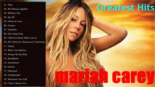 Mariah Carey Greatest Hits_Best Songs Of Mariah Carey Nonstop Playlist[Full album]