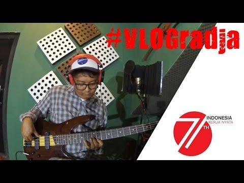 Indra Bass Cover Lagu Nasional Indonesia