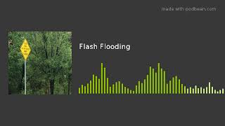 Flash Flooding