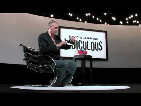 Ridiculous by David Williamson and Luis De Matos