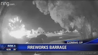 Fireworks explosion claims the life of 19-year-old