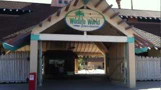 Wildlife World Zoo in Litchfield Park Arizona