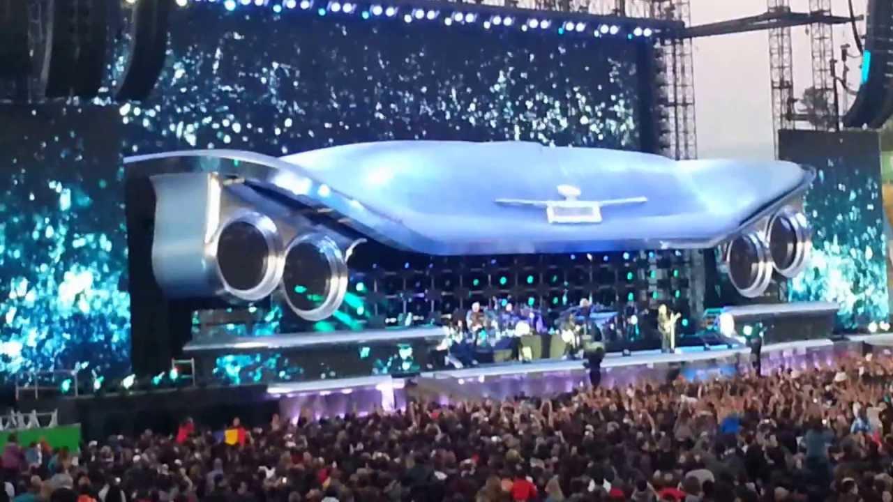 Bon Jovi The Circle Tour
