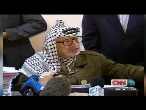 Did radioactive poisoning kill Arafat?
